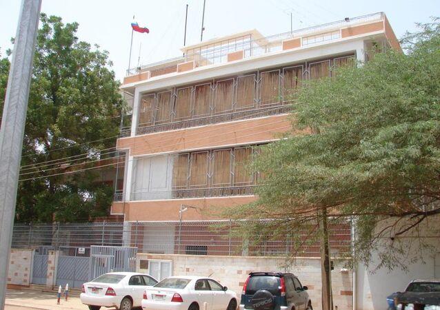 Ambasada Rosji w Republice Sudanu