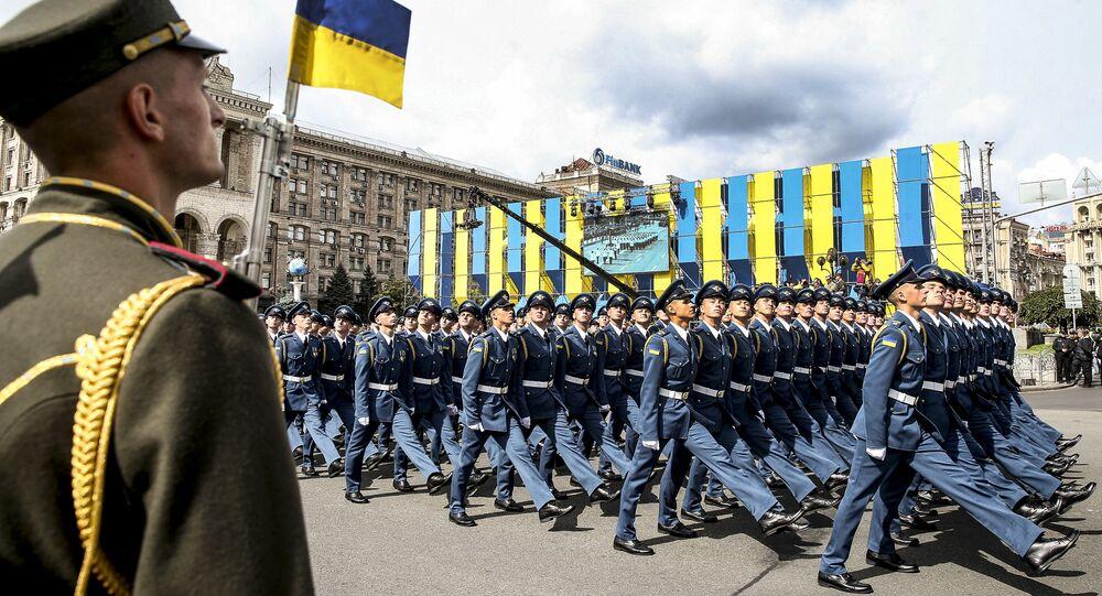 Parada w Kijowie