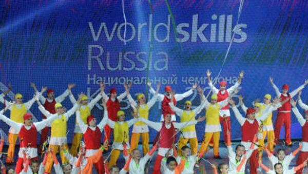 WorldSkills Russia - Sputnik Polska