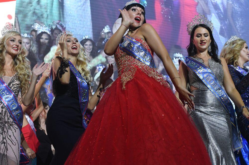 Uczestniczki rosyjskiego konkursu Miss Rosji 2017