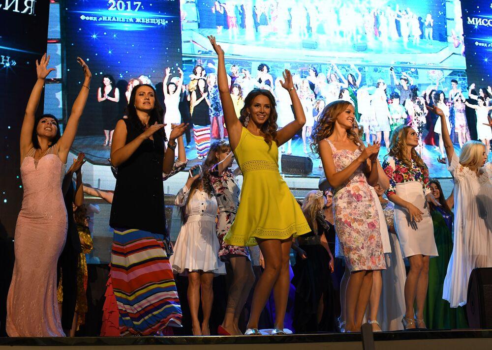 Finał rosyjskiego konkursu Miss Rosji 2017