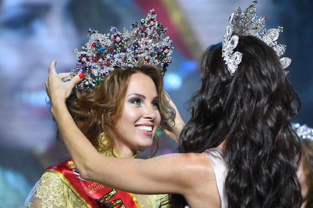 Polina Dibrova, zwyciężczyni finału rosyjskiego konkursu Miss Rosji 2017
