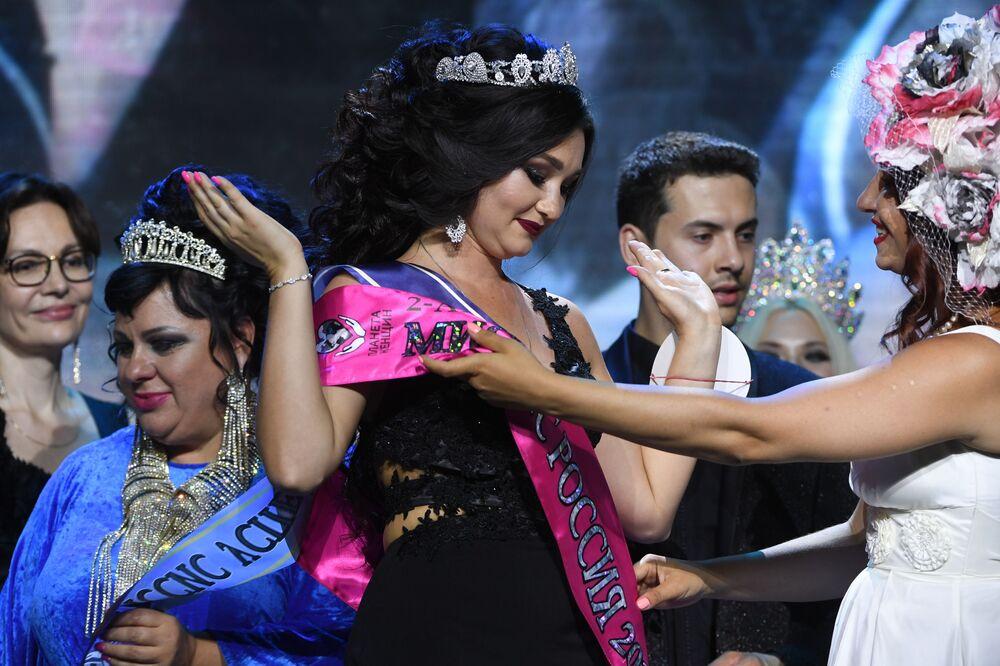 Uczestniczki finału rosyjskiego konkursu Miss Rosji 2017