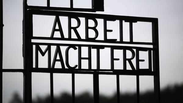 Obóz koncentracyjny Sachsenhausen - Sputnik Polska
