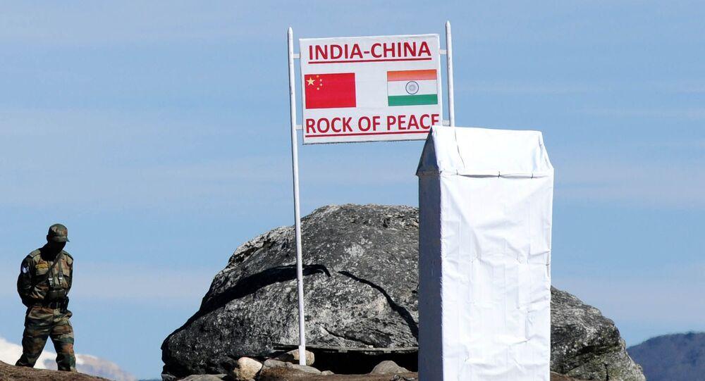 Granica chińsko-indyjska