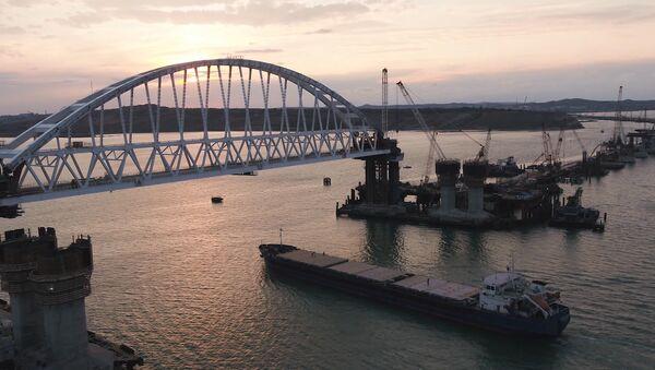 Most Krymski - Sputnik Polska