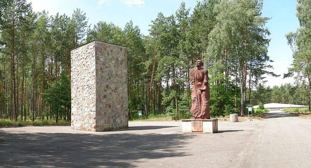Muzeum–Miejsce Pamięci na terenie byłego niemieckiego obozu zagłady w Sobiborze