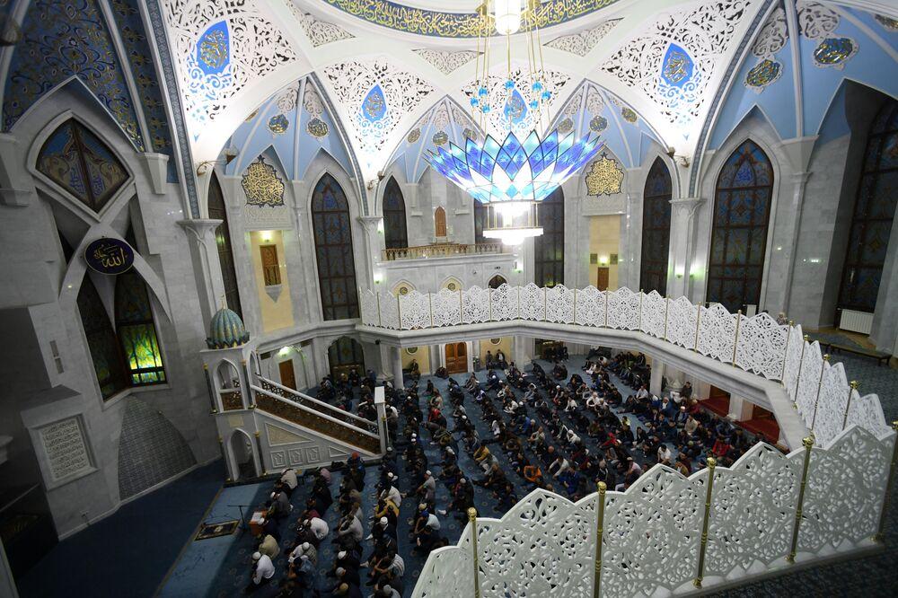 Święto Ofiarowania Kurban Bajram, Meczet w Kazaniu