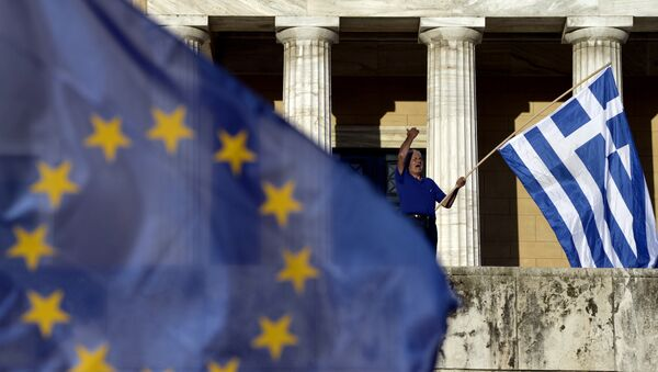 Referendum w Grecji - Sputnik Polska