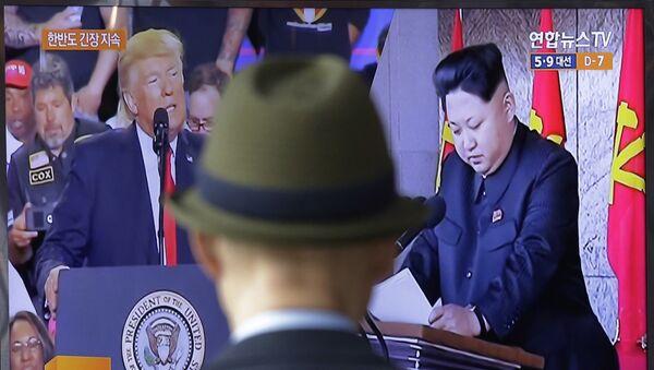 Korea Południowa i USA zwiększą presję na Pjongjang - Sputnik Polska