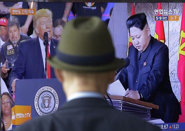 Korea Południowa i USA zwiększą presję na Pjongjang