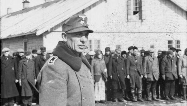 Obóz koncentracyjny Kurtenhof - Sputnik Polska
