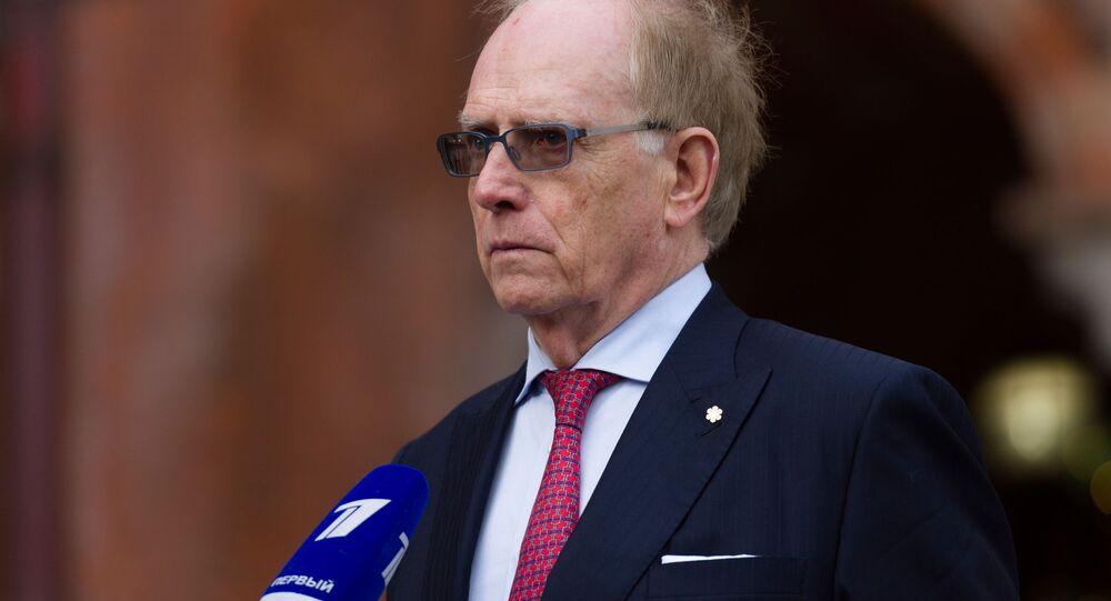 Szef niezależnej komisji Światowej Agencji Antydopingowej Richard McLaren