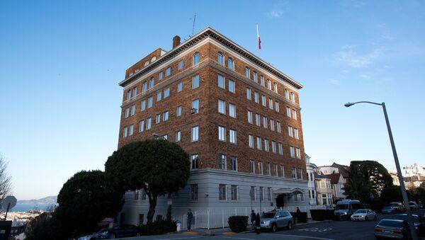 Konsulat Generalny Federacji Rosyjskiej w San Francisco - Sputnik Polska