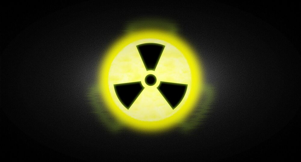Radioaktive Stoffe (Symbolbild)
