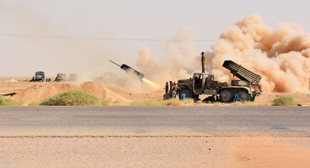 Syryjska armia rządowa przejęła kontrolne nad złożem ropy w pobliżu Dajr az-Zaur