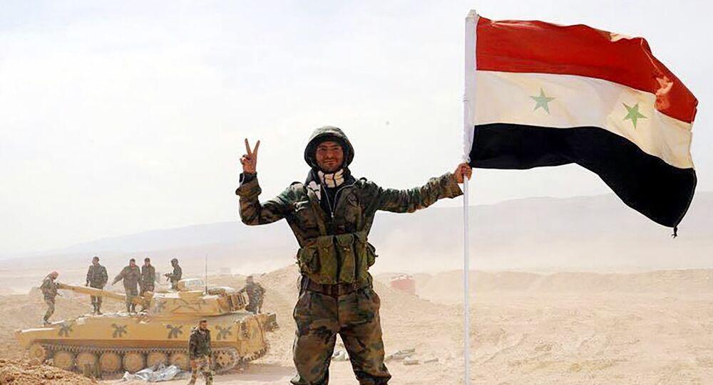 Armia syryjska odnosi nowe sukcesy w Dajr az-Zaur