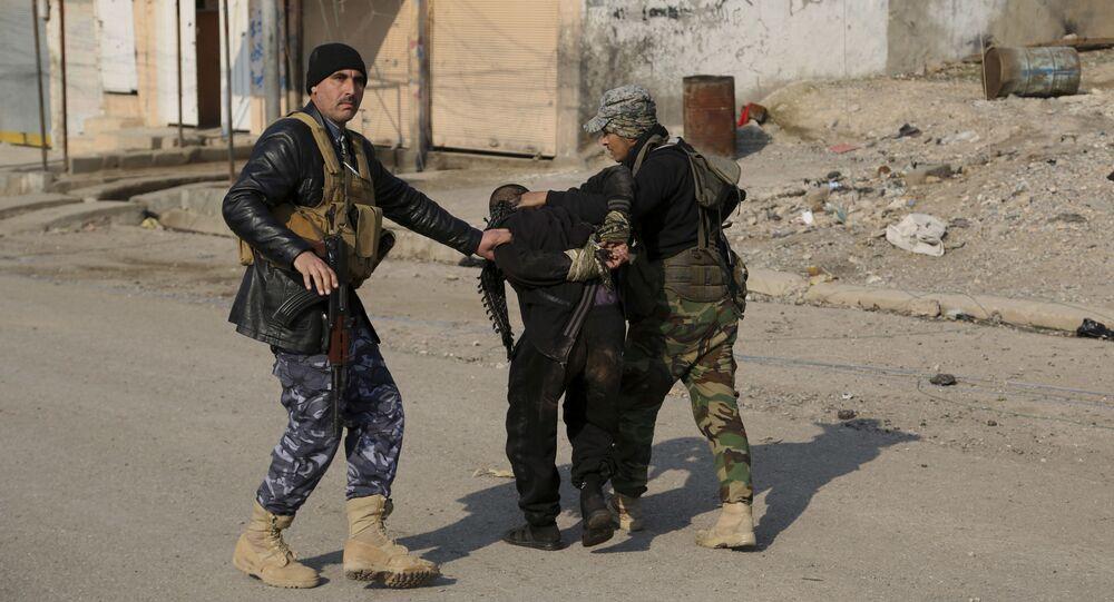 Zatrzymany w Iraku bojownik PI