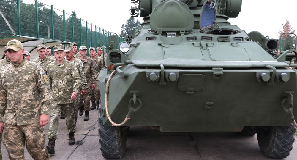W tym roku w manewrach Rapid Trident-2017 uczestniczy około 2,5 tys. żołnierzy z 15 państw