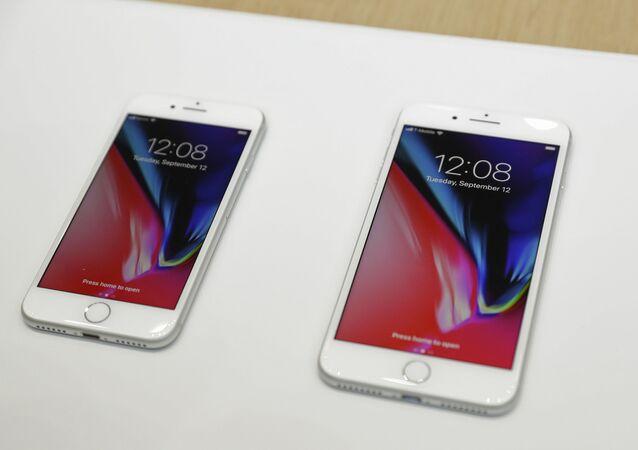 Prezentacja nowego iPhone 8 i iPhone 8 Plus w Kalifornii
