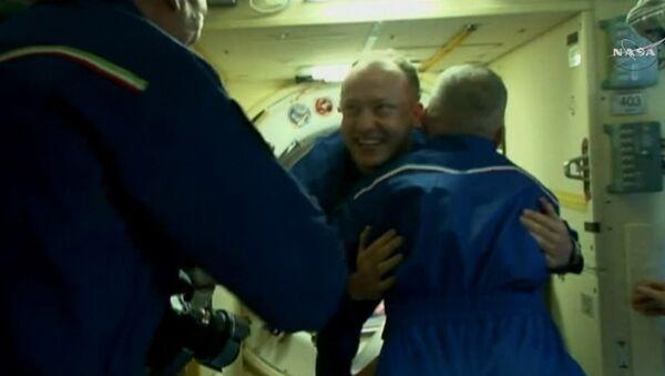 Nowa załoga ISS - Sputnik Polska