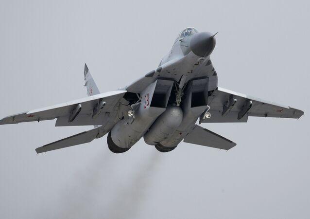 Samolot bojowy Mig-29SMT