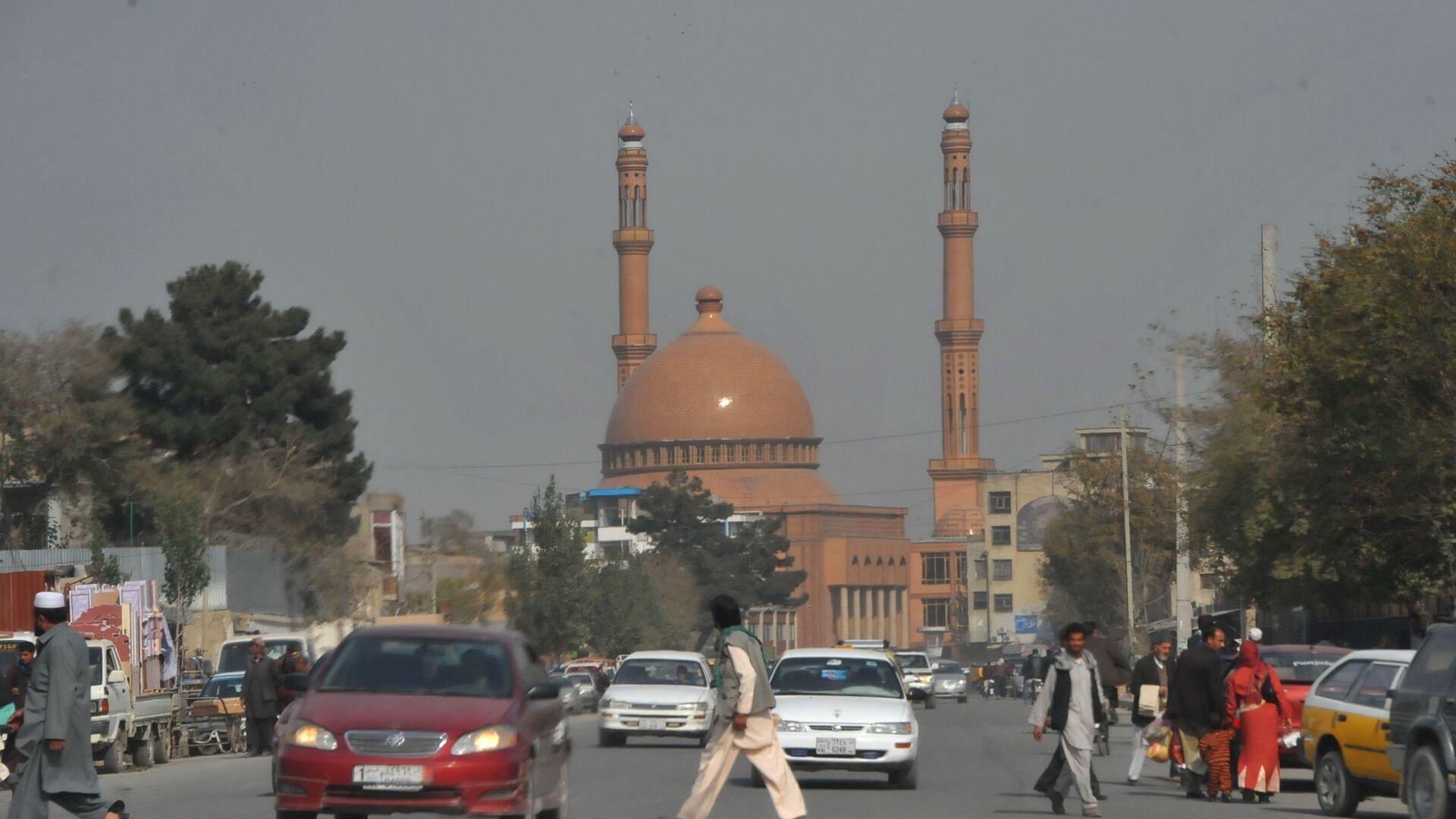 Centrum Kabulu, Afganistan - Sputnik Polska, 1920, 26.07.2021