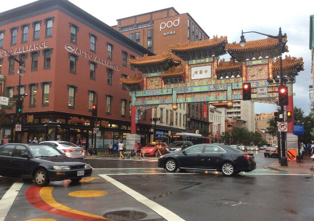 Chinatown w Waszyngtonie