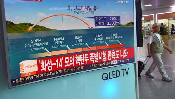 Korea Północna nie zrezygnuje z broni jądrowej - Sputnik Polska