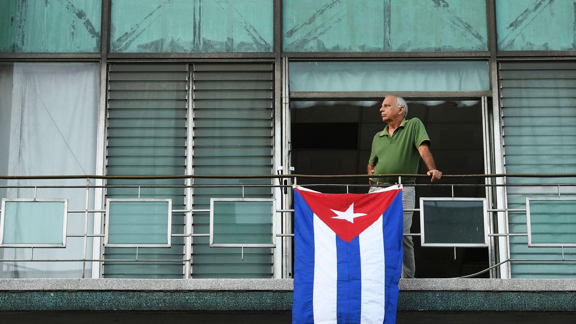 Kuba przedstawi projekt rezolucji ONZ ws. blokady - Sputnik Polska, 1920, 19.07.2021