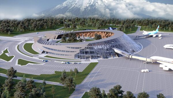 Lotnisko. Projekt - Sputnik Polska