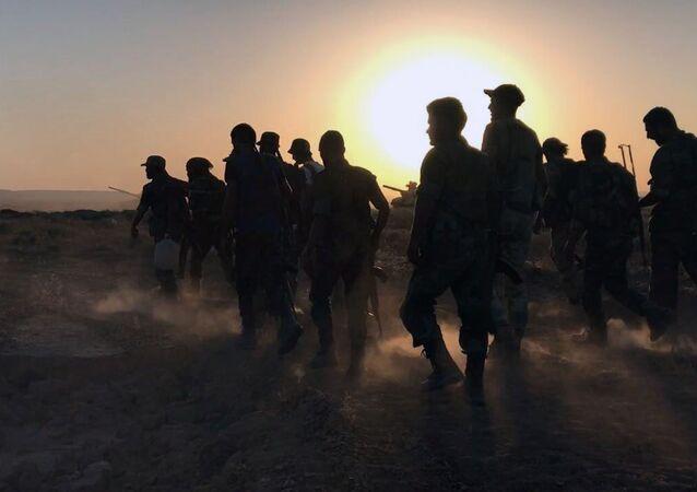 Walki w Dajr az-Zaur