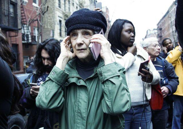 Mieszkańcy Nowego Jorku