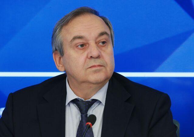 Wiceprzewodniczący Rady Ministrów Republiki Krymu Georgij Muradow