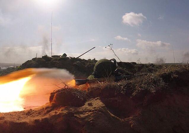 Manewry wojskowe Zapad 2017