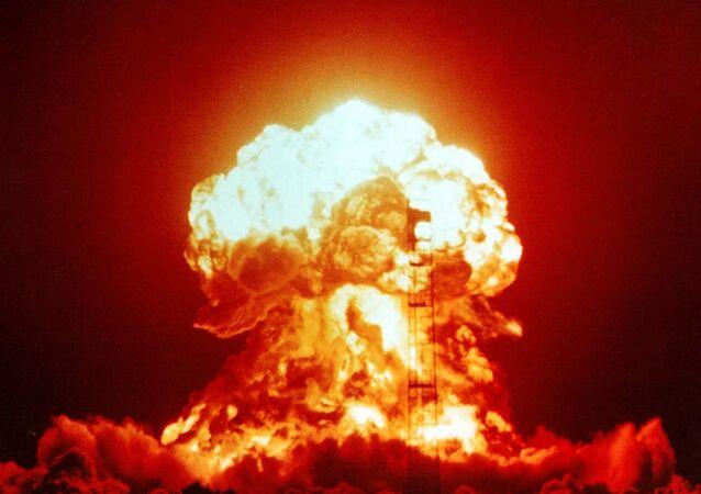 Eksplozja atomowa