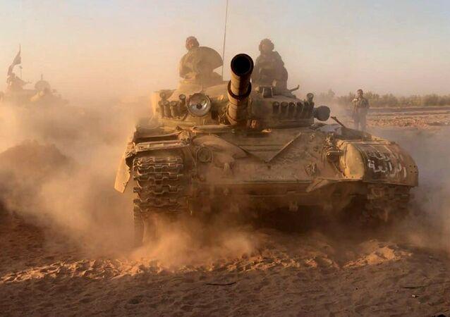Syryjskie wojsko