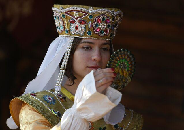 """Festiwal wojskowo-historyczny """"1551. Powstanie państwa rosyjskiego""""."""