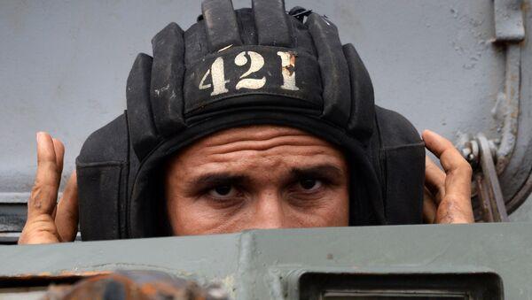 Irański żołnierz - Sputnik Polska