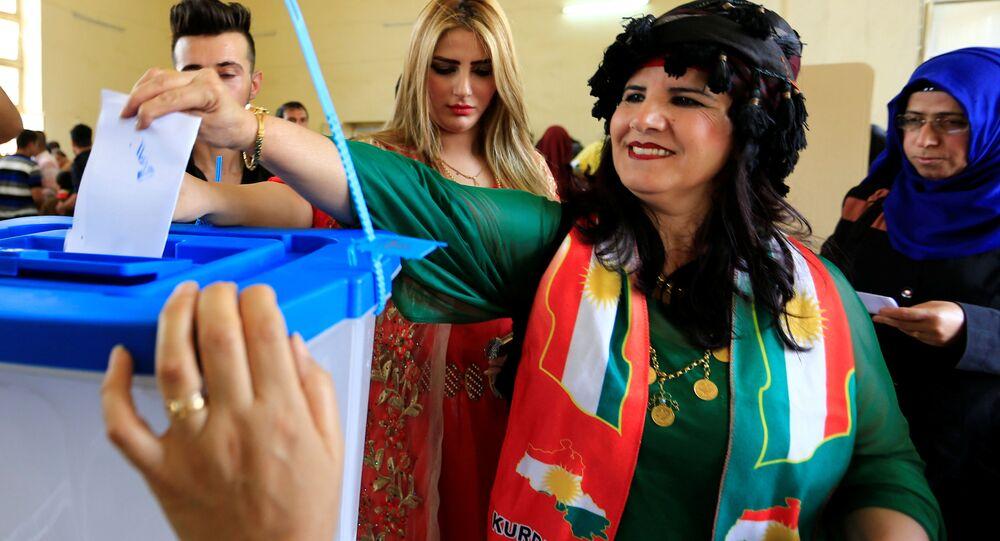 Referendum w sprawie niepodległości irackiego Kurdystanu