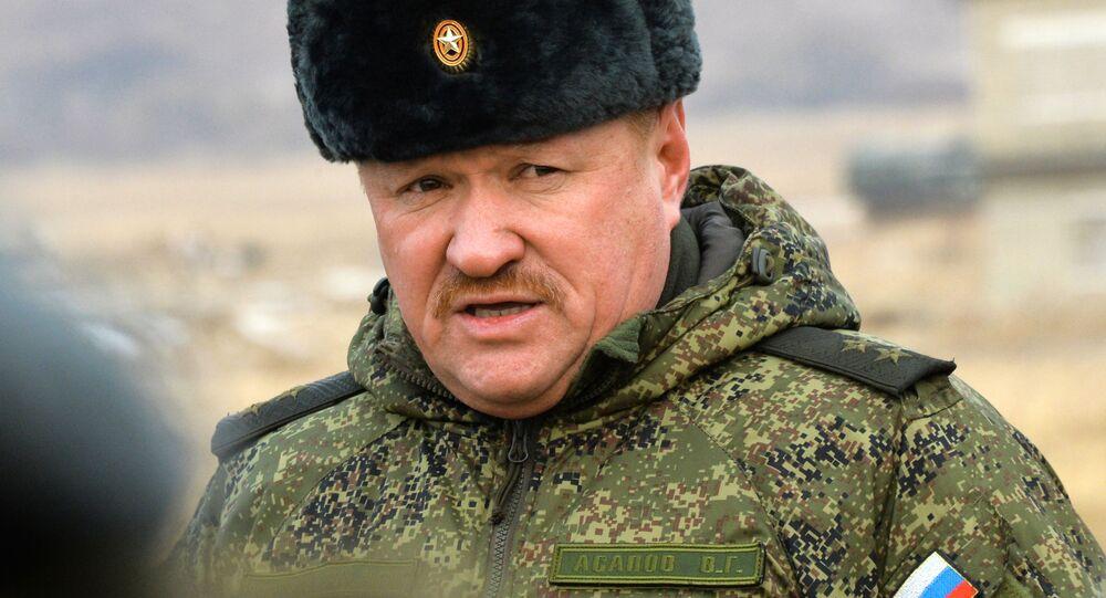 Generał Walerij Asapow