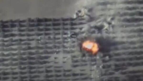 Siły Powietrzno-Kosmiczne Federacji Rosyjskiej przeprowadziły 10 nalotów na obiekty terrorystów PI w syryjskiej prowincji Idlib - Sputnik Polska