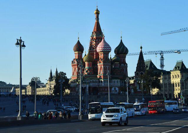 Sobór Wasyla Błogosławionego w Moskwie