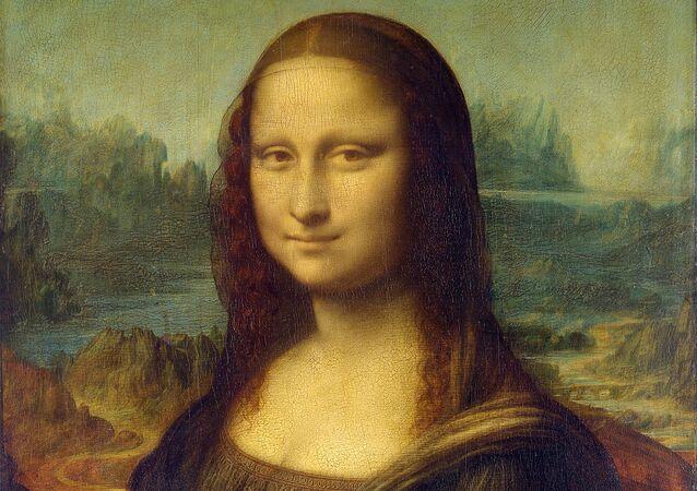 """""""Mona Lisa"""" Leonarda da Vinci"""