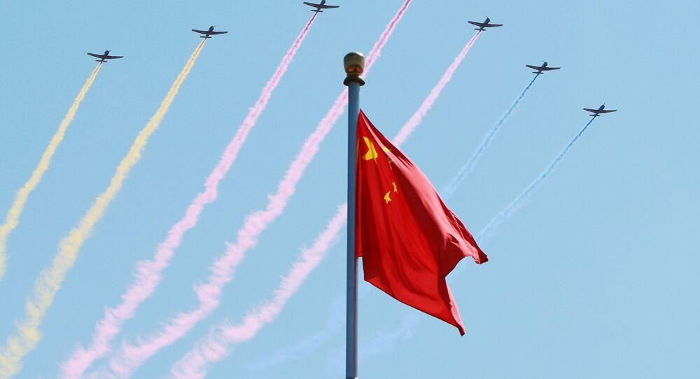 Chiny przygotowują się do wojny w kosmosie