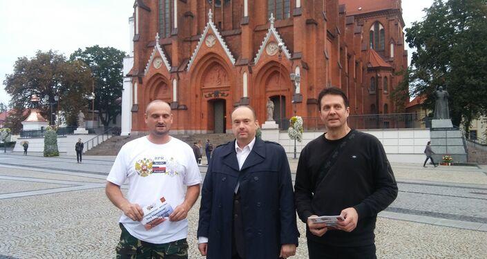 Białystok – III etap Rajdu Przyjaźni Polsko Rosyjskiej