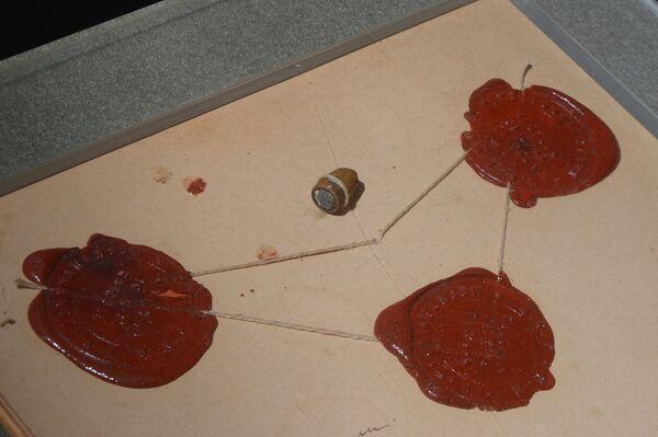 Kula wyciągnięta z ciała Lenina po zamachu w 1918 roku - Sputnik Polska