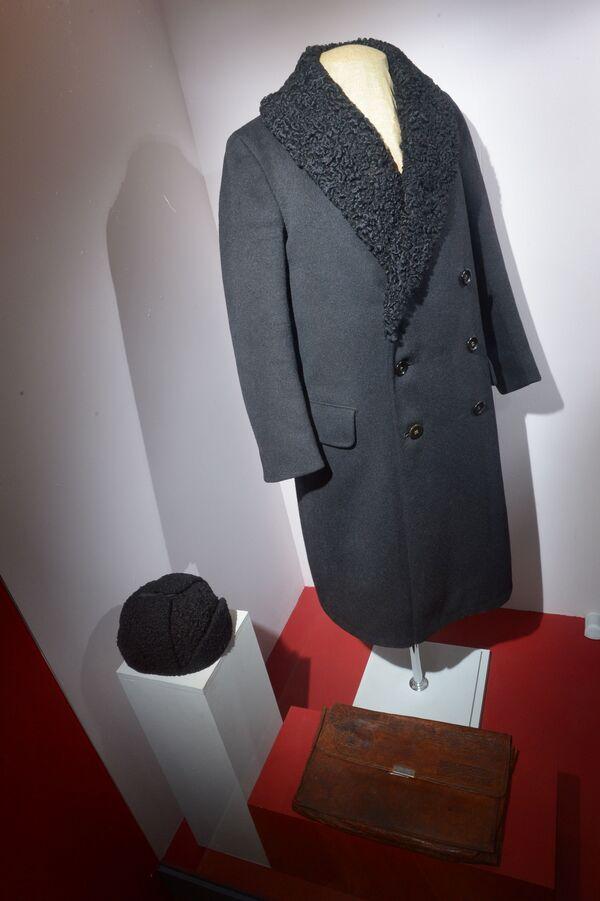 Palto Władimira Lenina - Sputnik Polska