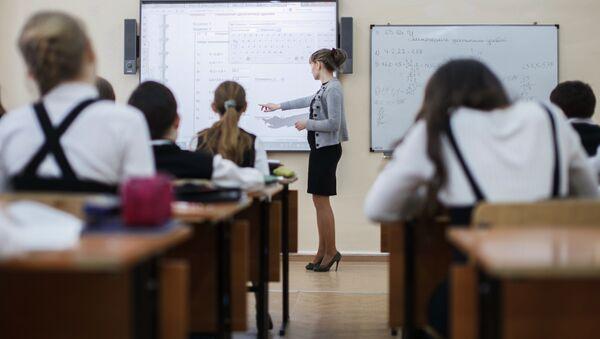 Edukacja szkolna na całym świecie przeżywa kryzys - Sputnik Polska