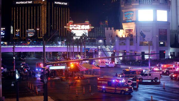 Strzelanina w Las Vegas - Sputnik Polska
